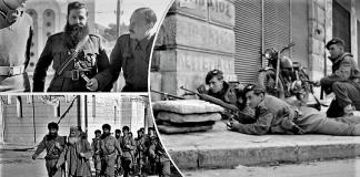 Δεκεμβριανά στην Αθήνα λόγω Νοεμβριανών στη Λαμία, Βαγγέλης Γεωργίου
