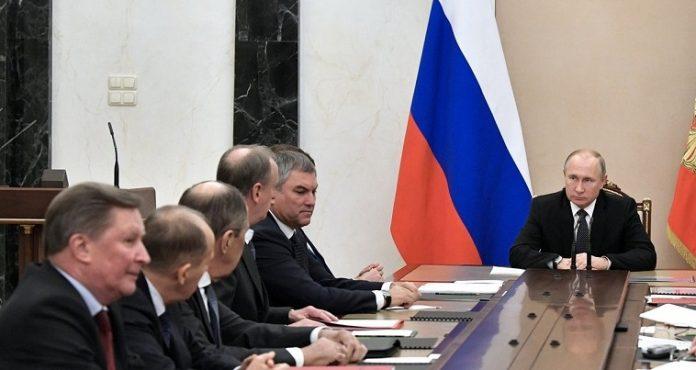 Ο Πούτιν