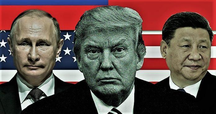 Το ασταθές τρίγωνο ΗΠΑ-Ρωσία-Κίνα, Διονύσης Τσιριγώτης