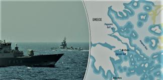 Η αρχιπελαγική κυριαρχία όρος για ισχυρή Ελλάδα, Κώστας Γρίβας