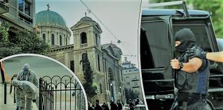 Το «πείραμα» που ανησυχεί την αντιτρομοκρατική, Βαγγέλης Σαρακινός