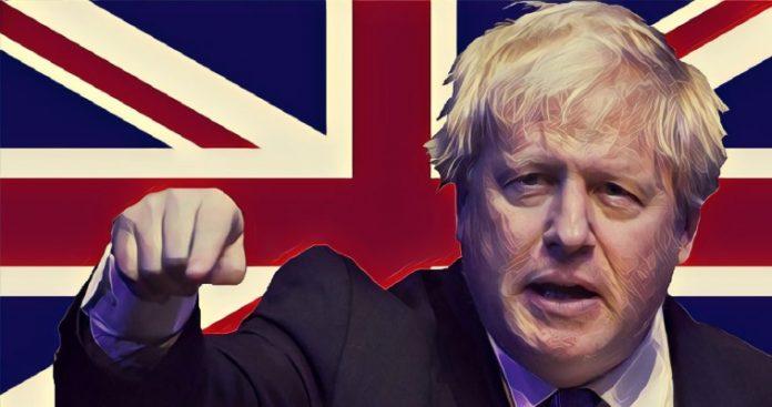 Τα πρωτοπαλλήκαρα του Brexit - Μπόρις Τζόνσον, Νεφέλη Λυγερού