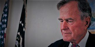 Τζορτζ Χέρμπερτ Ουόκερ Μπους, ο τελευταίος πλανητάρχης, Γιώργος Λυκοκάπης