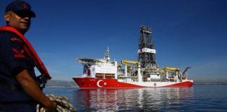 Η Τουρκία ρίχνει στη μάχη και άλλα γεωτρύπανα, Κώστας Βενιζέλος