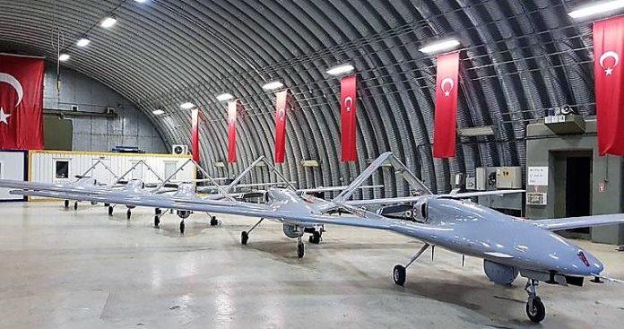 Τουρκικά drones θα ελέγχουν το Αιγαίο, Νεφέλη Λυγερού