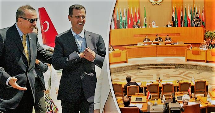 Η αναβάθμιση του Ερντογάν ξαναβάζει τον Άσαντ στον Αραβικό Σύνδεσμο, Βαγγέλης Σαρακινός