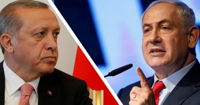 Γιατί ανταλλάσσουν καταγγελίες Νετανιάχου και Ερντογάν, Κώστας Ράπτης