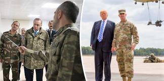 Τους Γερμανούς κόντρα στον Ερντογάν θέλουν οι ΗΠΑ στην Συρία, Βαγγέλης Σαρακινός
