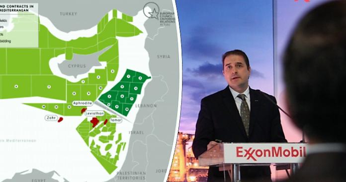 Η ExxonMobil επιλέγει τερματικό υγροποίησης στην Κύπρο, Κώστας Βενιζέλος