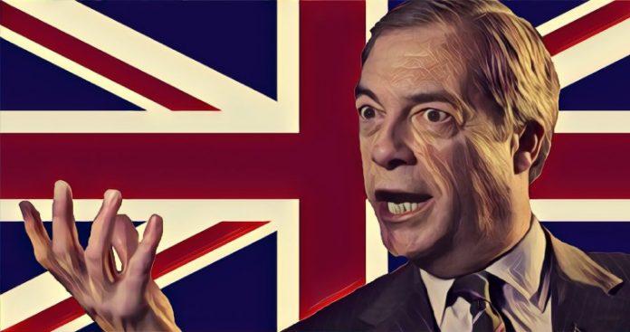 Τα πρωτοπαλίκαρα του Brexit - Νάιτζελ Φάρατζ,Νεφέλη Λυγερού