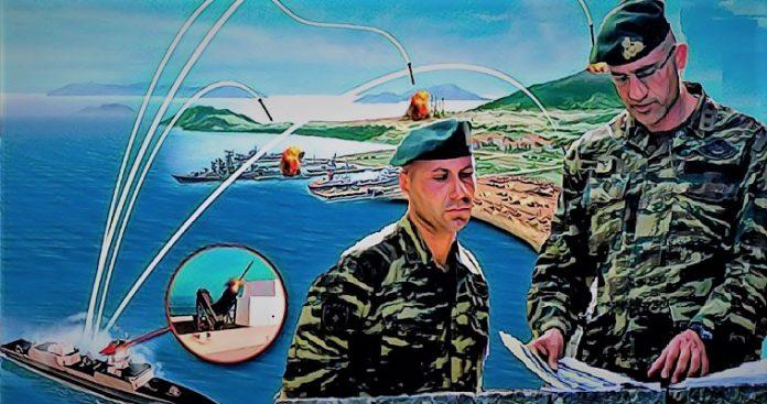 Τεχνητή νοημοσύνη και βληματοκεντρικός πόλεμος στο Αιγαίο, Κωνσταντίνος Γρίβας