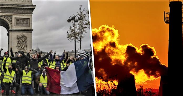 Η Συμφωνία του Παρισιού ξεσήκωσε τα κίτρινα γιλέκα, Σωτήρης Καμενόπουλος