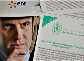 Τι είχε προτείνει στον Μακρόν η Επιτροπή Ενέργειας της γαλλικής Ακαδημίας, Ηλίας Κονοφάγος