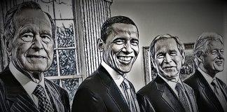 Νεοσυντηρητικά «γεράκια» και νεοφιλελεύθερες «περιστερές», Χρήστος Μπαξεβάνης