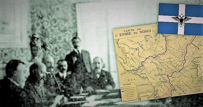 Η Βόρειος Ήπειρος και το Πρωτόκολλο της Κέρκυρας, Αντώνης Κοκορίκος