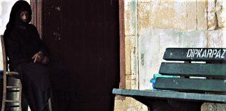 """Ένα """"κρυφό σχολειό"""" στο Ριζοκάρπασο, Κώστας Βενιζέλος"""