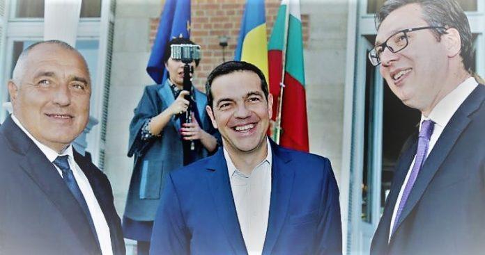 Σε ποια ΕΕ και ποια Βαλκάνια έχει μέλλον η Ελλάδα;, Δημήτρης Χρήστου