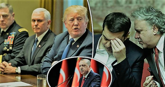 Το φλερτ Τραμπ-Ερντογάν και η αυτοπαγίδευση της Ελλάδας, Παναγιώτης Ήφαιστος