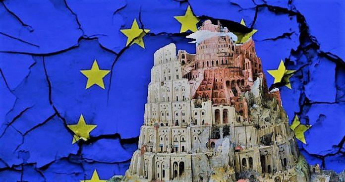 Ως σύγχρονη Βαβέλ, η ΕΕ δεν έχει μέλλον, Δημήτρης Χρήστου