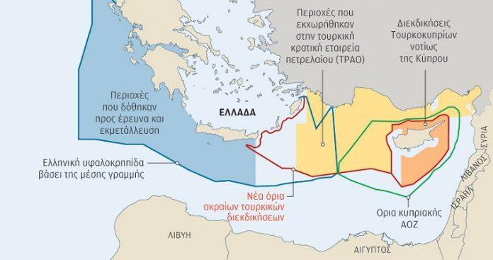 Μετά την Κύπρο το Καστελλόριζο και η Κρήτη - Copy paste τουρκικά τετελεσμένα, Σταύρος Λυγερός