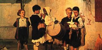Το παραμύθι των Χριστουγέννων και ο τετραγωνισμός του κύκλου!, Κώστας Βενιζέλος