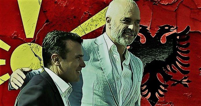 """Η Ελλάδα, η """"Μεγάλη Αλβανία"""" και η """"Ενωμένη Μακεδονία""""...Αντώνης Κοκόνης"""