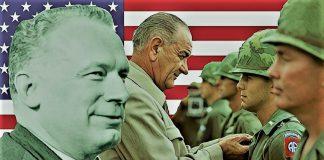 Ο υπουργός των ΗΠΑ που εναντιώθηκε στον πόλεμο του Βιετνάμ, Βαγγέλης Γεωργίου