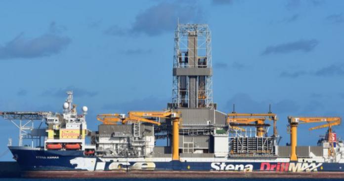 Το γεωτρύπανο Stena Icemax πρόδωσε την ExxonMobil, Ηλίας Κονοφάγος