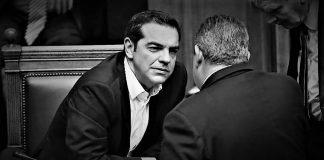 ΣΥΡΙΖΑ-ΑΝΕΛ: Συμπαιγνία ή ειλικρινές διαζύγιο;, Μάκης Γιομπαζολιάς