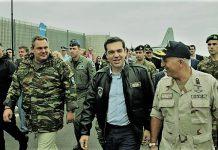"""Νέος υπ. Άμυνας ο αρχηγός ΓΕΕΘΑ, ναύαρχος Ευάγγελος Αποστολάκης, """"σφαγή"""" στις έκτακτες κρίσεις;"""