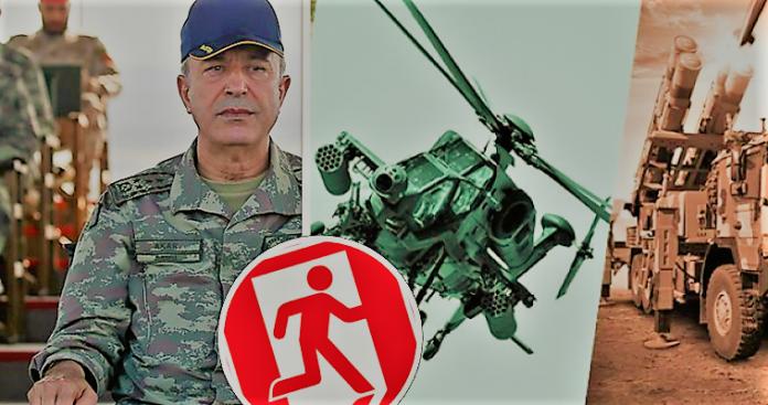 ΕΕπιστήμονες εγκαταλείπουν την Τουρκία - Συναγερμός στην αμυντική βιομηχανία