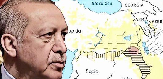 Στο καναβάτσο ο «σουλτάνος» – Ανοιχτά όλα τα μέτωπα για τον Ερντογάν, Βαγγέλης Σαρακινός