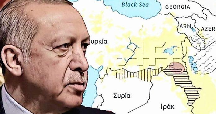 Παίζει με τα νεύρα όλων ο Ερντογάν στη βόρεια Συρία, Βαγγέλης Σαρακινός