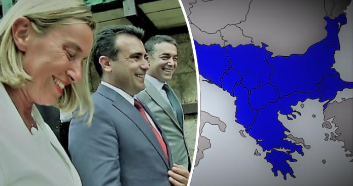 ΠΓΔΜ - Διάλυση ή άτακτη διάλυση, Παναγιώτης Ήφαιστος