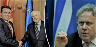 Κατόπιν εορτής η Αθήνα ζητάει επίσημες διευκρινίσεις από Σκόπια μέσω Νίμιτς, Αλέξανδρος Τάρκας