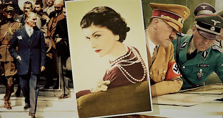 Hugo Boss ο Χίτλερ, Coco Chanel o Κεμάλ, Βαγγέλης Γεωργίου
