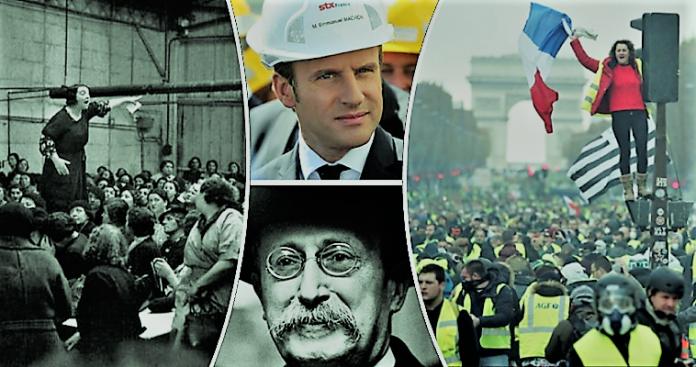 Γαλλία: Όταν όλα ξαναβγαίνουν στην επιφάνεια, Serge Halimi