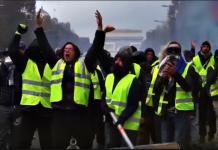 Απαγόρευση διαδήλωσης των Κίτρινων Γιλέκων στην Γαλλία