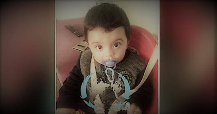 Ένα μωρό-πρόσφυγας μόνο του στην Κύπρο, Κώστας Βενιζέλος