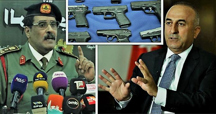 Εξοπλίζει τρομοκράτες στη Λιβύη η Τουρκία;
