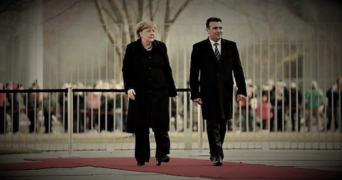 Αποσταθεροποιητική η γερμανική ατζέντα στα Βαλκάνια, Αλέξανδρος Τάρκας