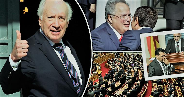 """Ο Μολυβιάτης, το Βουκουρέστι και οι """"Πρέσπες"""" - Προεκλογική σπέκουλα και αλήθεια, Σταύρος Λυγερός"""