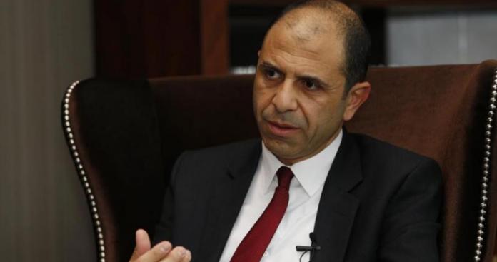 Και ποιον δεν είδε ο Τουρκοκύπριος Οζερσάι στις ΗΠΑ!, Κώστας Βενιζέλος