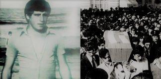 Πως το 1975 βρετανικό τεθωρακισμένο σκότωσε Ελληνοκύπριο μαθητή, Κώστας Βενιζέλος