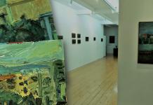 Βολτάρωντας στους πίνακες της Μαρία Πετρούτσου, Νίκος Ζάππας