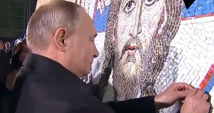 Ο Πούτιν, τα Βαλκάνια και ο Ορθόδοξος άξονας, Βαγγέλης Σαρακινός