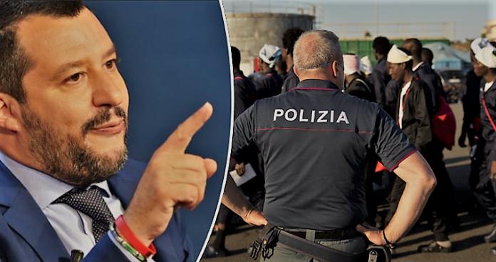 Ανάμεσα σε ΜΚΟ και δημάρχους ο Σαλβίνι, απούσα η ΕΕ στο μεταναστευτικό, Βαγγέλης Σαρακινός