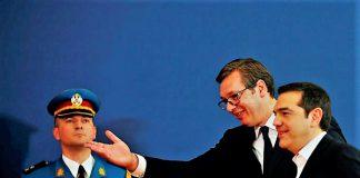 """Γιατί η Σερβία """"συνυπογράφει"""" με τα Σκόπια την Συμφωνία των Πρεσπών, Γιώργος Λυκοκάπης"""
