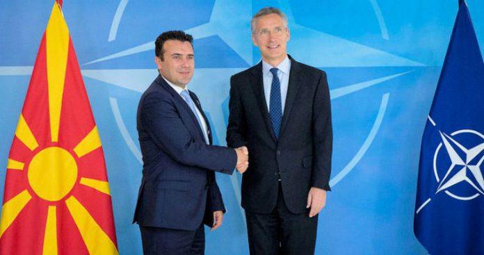 Με το ένα πόδι στο ΝΑΤΟ η Βόρεια Μακεδονία, Νεφέλη Λυγερού