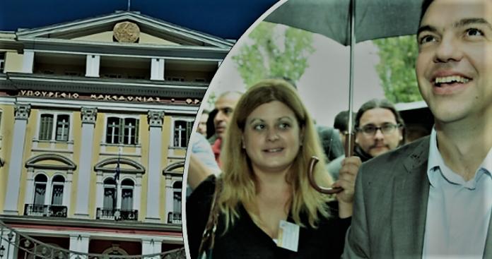 Πώς η Ελευθερία επιστρέφει υπουργός στη Θεσσαλονίκη, Νεφέλη Λυγερού